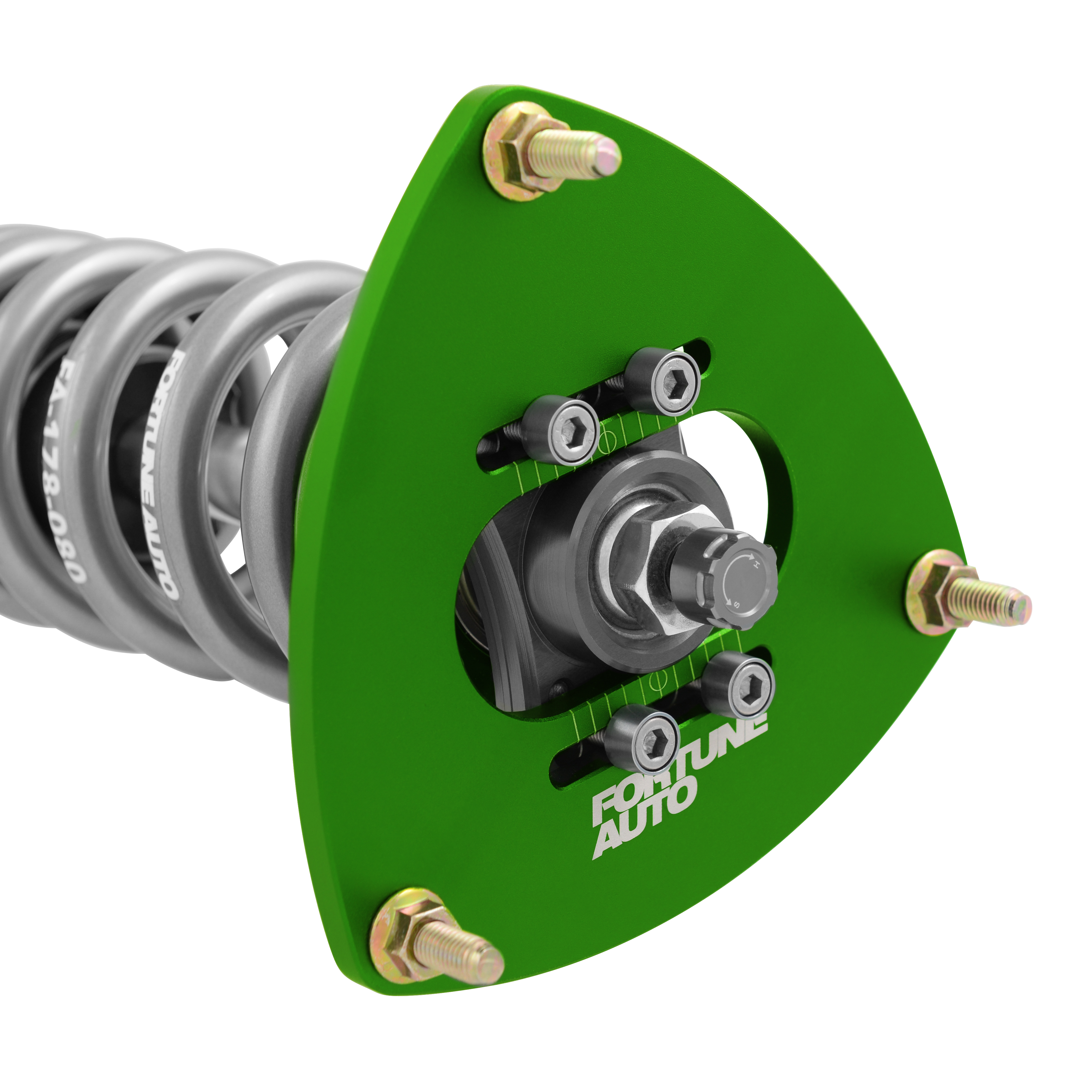 adjustable coilover camber plate