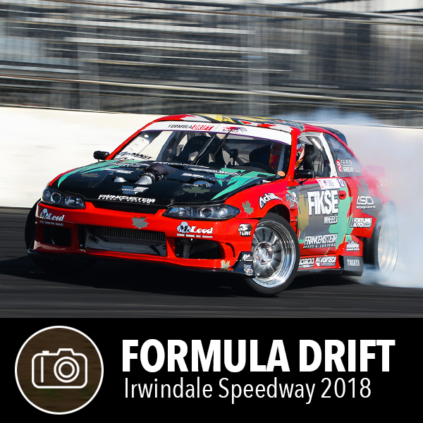 formula drift coilovers at irwindale speedway